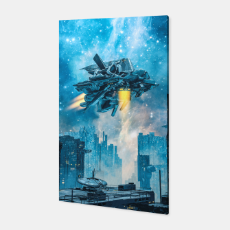 Thumbnail image of Voyager by Night Canvas, Live Heroes