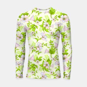 Thumbnail image of Floral Wildflowers Longsleeve rashguard , Live Heroes