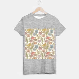 Thumbnail image of Floral Tropical Vintage T-shirt regular, Live Heroes
