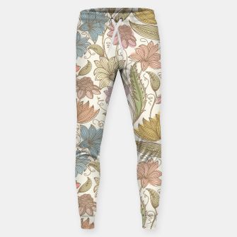 Thumbnail image of Floral Tropical Vintage Sweatpants, Live Heroes