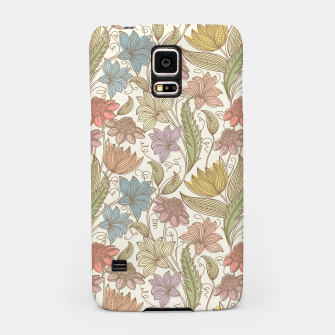 Thumbnail image of Floral Tropical Vintage Samsung Case, Live Heroes