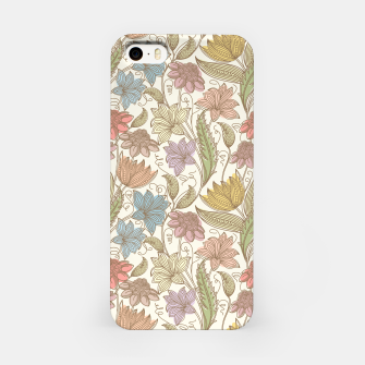 Thumbnail image of Floral Tropical Vintage iPhone Case, Live Heroes