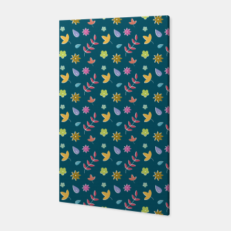 Thumbnail image of Floral surface Canvas, Live Heroes
