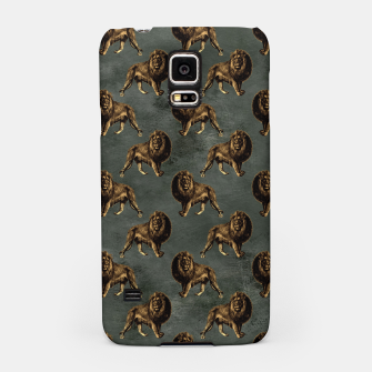 Thumbnail image of Bronze animal pattern Obudowa na Samsunga, Live Heroes