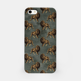 Thumbnail image of Bronze animal pattern Obudowa iPhone, Live Heroes