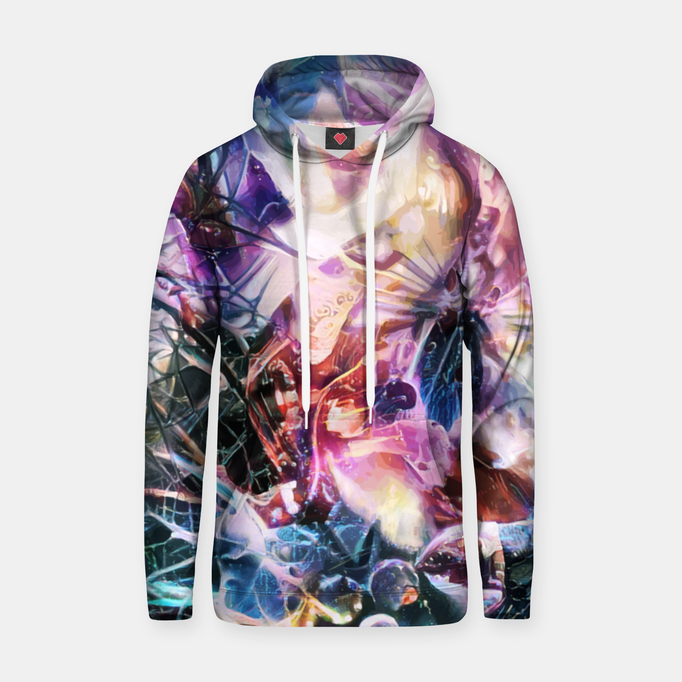 Image of Synaptic Womb Hoodie - Live Heroes