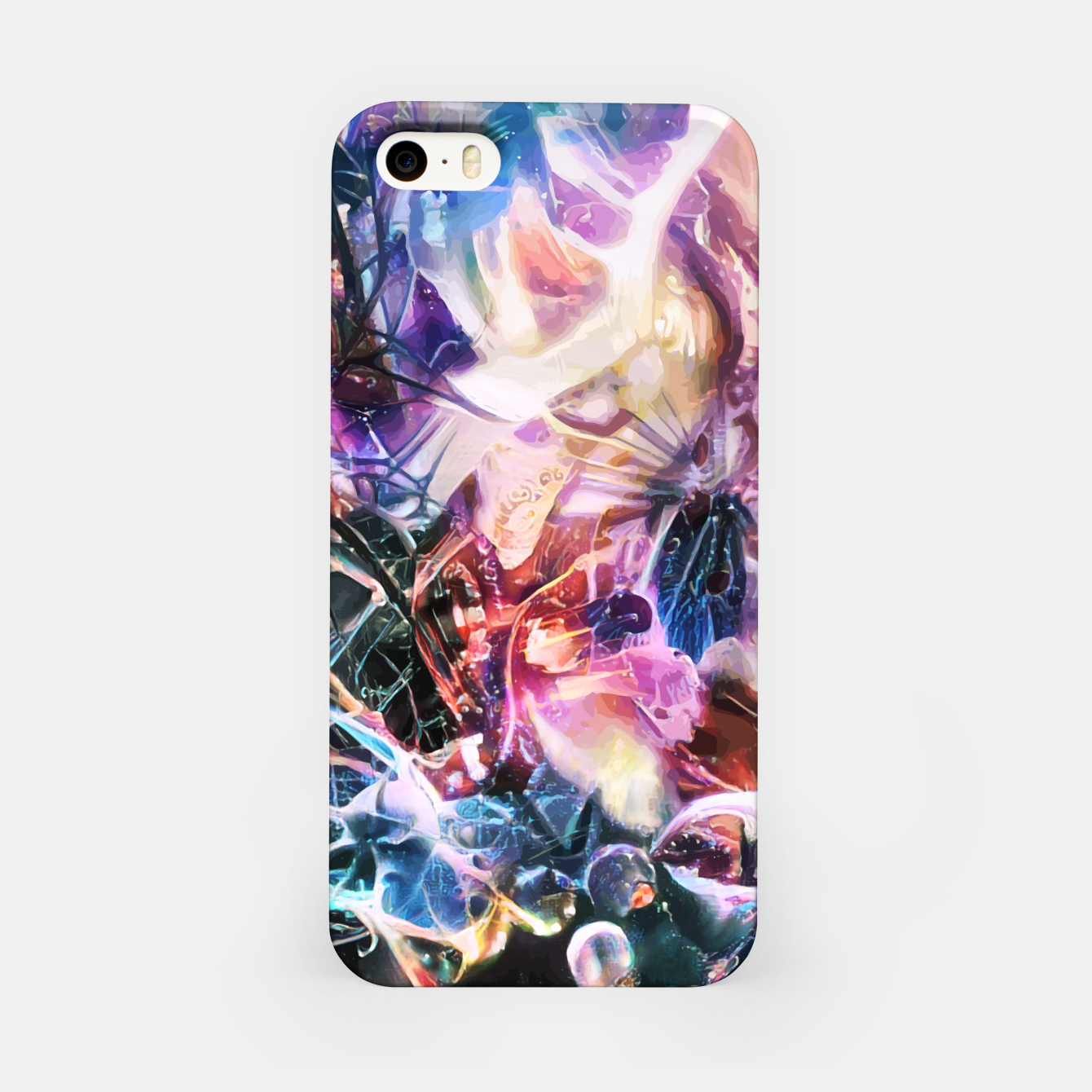 Image of Synaptic Womb iPhone Case - Live Heroes