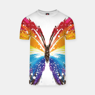 Thumbnail image of Butterfly T-shirt, Live Heroes