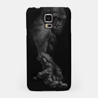 Thumbnail image of GREAT APE Samsung Case, Live Heroes