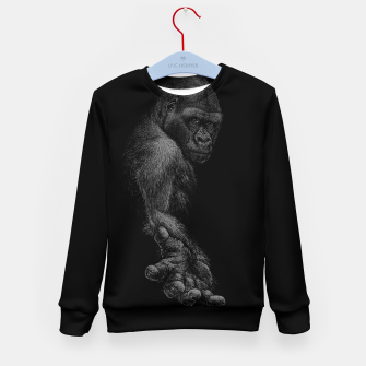 Miniaturka GREAT APE Kid's sweater, Live Heroes
