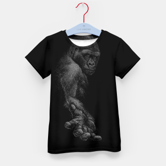 GREAT APE Kid's t-shirt thumbnail image