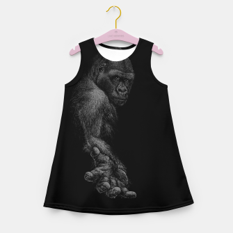 GREAT APE Girl's summer dress thumbnail image
