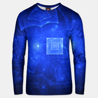 Thumbnail image of Blue Square Universe 2 Unisex sweater, Live Heroes