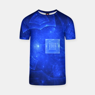 Thumbnail image of Blue Square Universe 2 T-shirt, Live Heroes