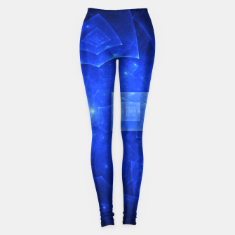 Thumbnail image of Blue Square Universe 2 Leggings, Live Heroes
