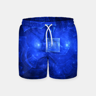 Thumbnail image of Blue Square Universe 2 Swim Shorts, Live Heroes