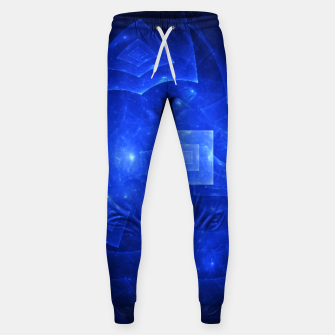 Thumbnail image of Blue Square Universe 2 Sweatpants, Live Heroes