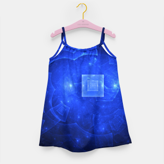 Thumbnail image of Blue Square Universe 2 Girl's dress, Live Heroes