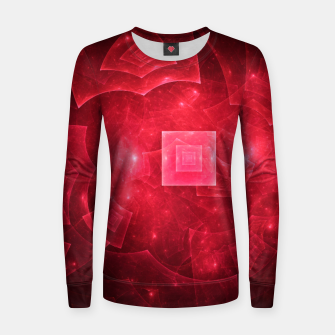Thumbnail image of Red Square Universe Women sweater, Live Heroes
