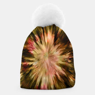 Thumbnail image of Fancy Pattern III Beanie, Live Heroes