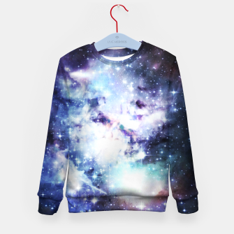 Miniaturka Galaxy Kid's sweater, Live Heroes