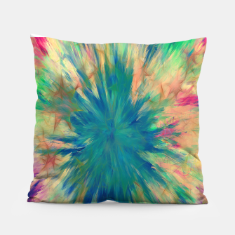 Thumbnail image of Fancy Pattern II Pillow, Live Heroes