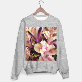 Thumbnail image of Pink and White Flowers Sweater regular, Live Heroes