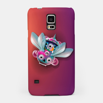 Thumbnail image of The Fly Samsung Case, Live Heroes