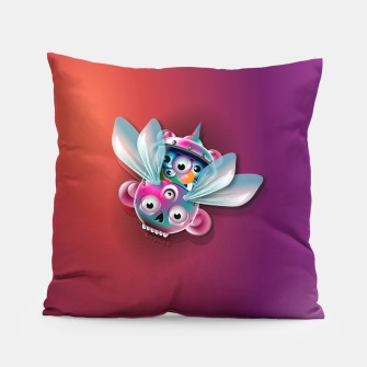 Thumbnail image of The Fly Pillow, Live Heroes