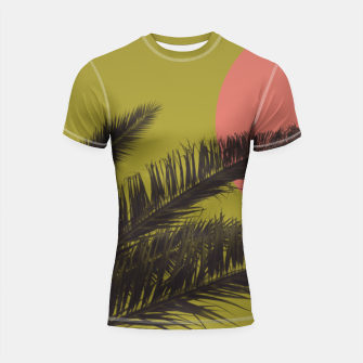 Thumbnail image of Beach dream 2 Shortsleeve rashguard, Live Heroes