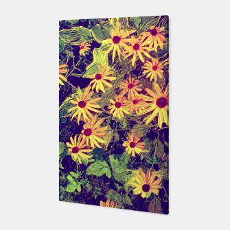 Thumbnail image of redbekie in garden Canvas, Live Heroes