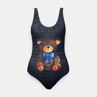 Thumbnail image of Teddy bear Swimsuit, Live Heroes