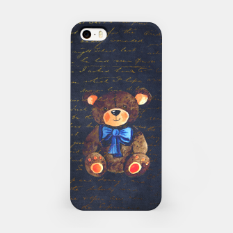 Thumbnail image of Teddy bear iPhone Case, Live Heroes