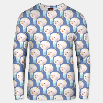 Miniaturka Cotton Candy Drink Unisex sweater, Live Heroes