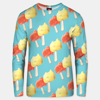 Thumbnail image of Popsicle Unisex sweater, Live Heroes