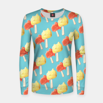 Thumbnail image of Popsicle Women sweater, Live Heroes