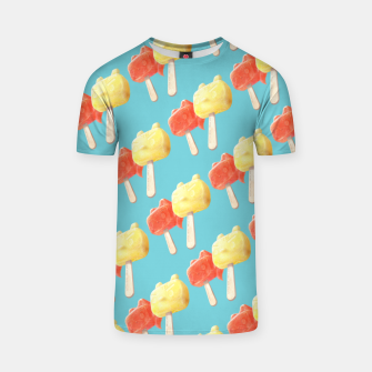 Thumbnail image of Popsicle T-shirt, Live Heroes