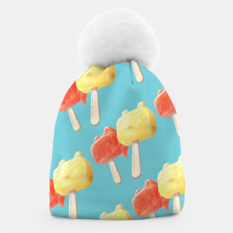 Thumbnail image of Popsicle Beanie, Live Heroes