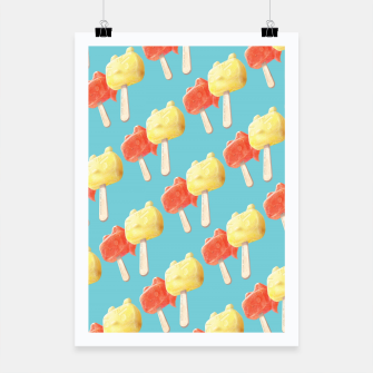 Thumbnail image of Popsicle Poster, Live Heroes