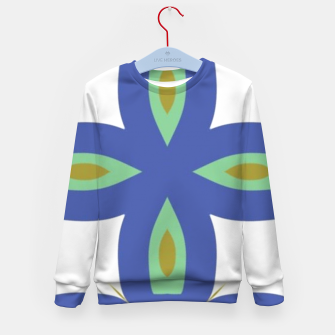 Thumbnail image of SAHARASTREET-SS116 Kid's sweater, Live Heroes