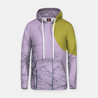 Miniatur Trees and shape Hoodie, Live Heroes