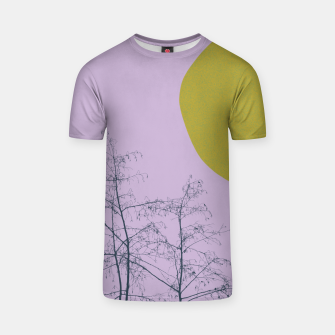 Thumbnail image of Trees and shape T-shirt, Live Heroes