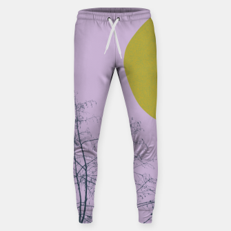 Thumbnail image of Trees and shape Sweatpants, Live Heroes
