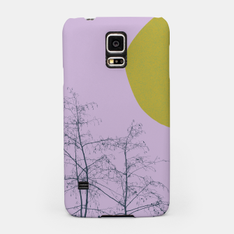 Miniatur Trees and shape Samsung Case, Live Heroes