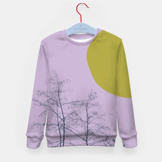 Thumbnail image of Trees and shape Kid's sweater, Live Heroes