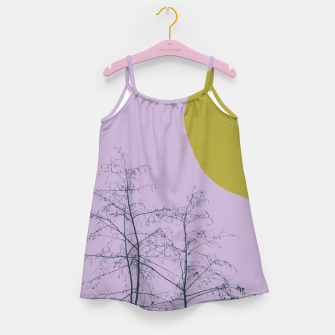 Thumbnail image of Trees and shape Girl's dress, Live Heroes
