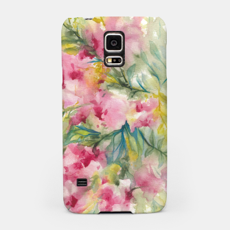 Thumbnail image of Dreamy Pink Floral Samsung Case, Live Heroes