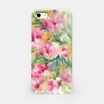 Thumbnail image of Dreamy Pink Floral iPhone Case, Live Heroes