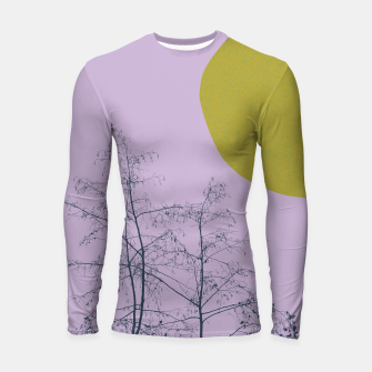 Thumbnail image of Trees and shape Longsleeve rashguard , Live Heroes