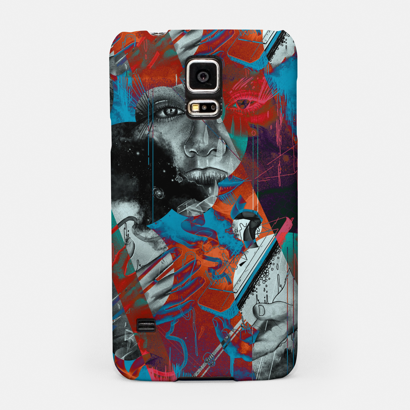 Image of Embrace Samsung Case - Live Heroes